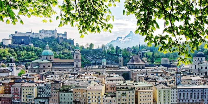 Explore one of Austria's loveliest cities – Salzburg! Whether it's Mozart or the Sound of Music that enticed you to visit, you'll definitely fall in love with Salzburg's baroque beauty, charming vibe, and fascinating history. Plan your trip with this guide to the city's best hotels and neighborhoods. Here's where to stay in Salzburg.
